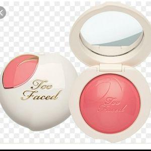 New Too Faced Peach My Cheeks